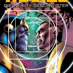 Thanos: Die Infinity-Geschwister HC