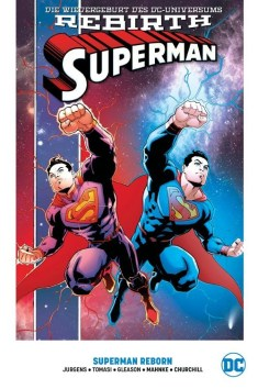 Superman (Rebirth) PB 3: Neugeburt HC