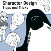 How to Draw Manga – Character Design