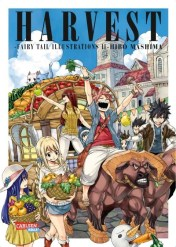 Fairy Tail – Artbook Harvest