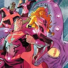 Justice League: No Justice 1