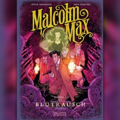 Malcolm Max 4: Blutrausch