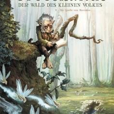 Broceliande – Der Wald des kleinen Volkes 3: Der Garten der Mönche