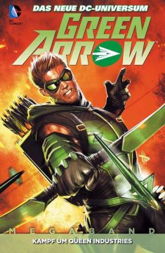 Green Arrow Megaband 1