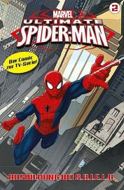 Marvel TV-Comics: Ultimate Spider-Man 2 - Ausbildung bei S.H.I.E.L.D.