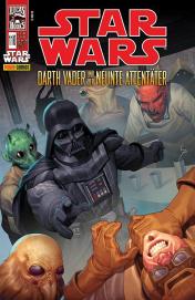 Star Wars 110: Darth Vader und der neunte Attentäter