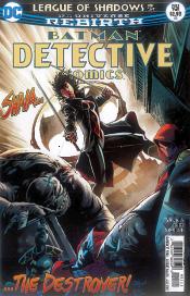 DETECTIVE COMICS #951