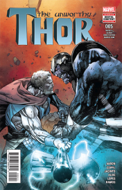 UNWORTHY THOR #5 (OF 5)