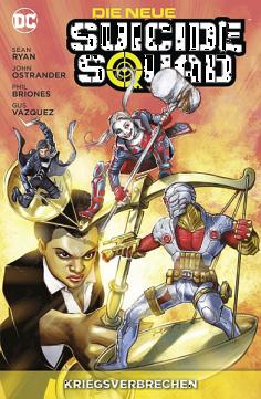 Die neuen Suicide Squad 3