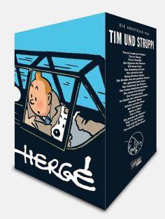 Tim & Struppi: Gesamtausgabe (Hardcover)