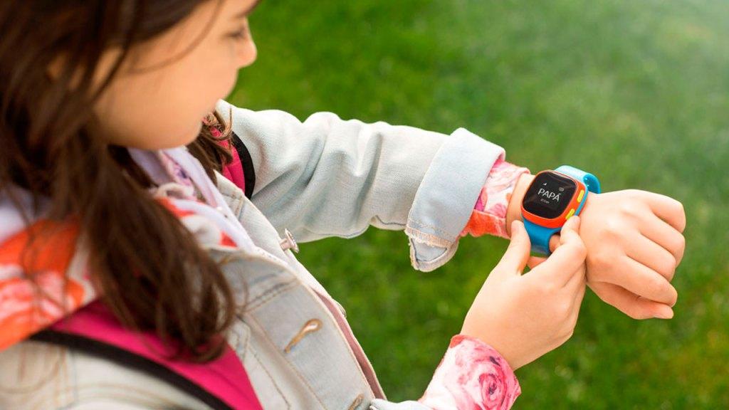 El Smartwatch Alcatel para niños: la combinación perfecta entre seguridad y diversión