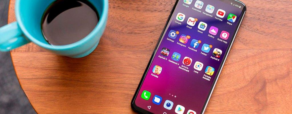 LG V40 ThinQ viene a revolucionar los smartphones en este CES 2019