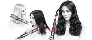Llega a México Dyson Airwrap, tecnología que cuida tu cabello