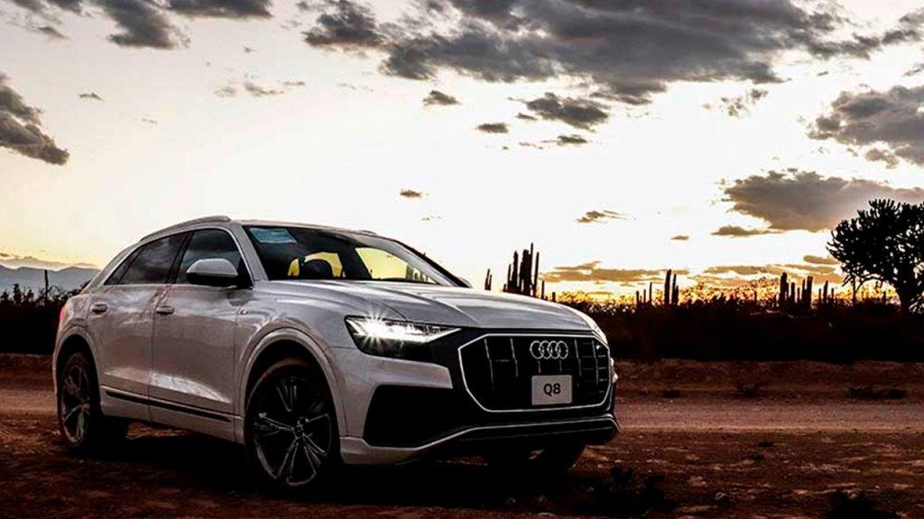 Estuvimos en el lanzamiento y prueba de manejo Audi Q8