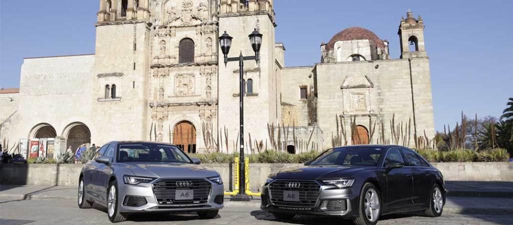 Nuevo Audi A6: Elegancia deportiva, alta tecnología y sofisticación