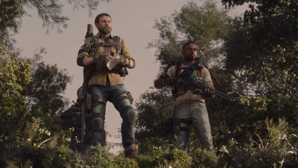 Ubisoft lanza tráiler de Tom Clancy's The Division 2