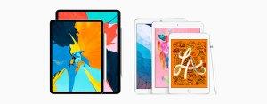 iPad Air y iPad mini llegan con nuevas generaciones