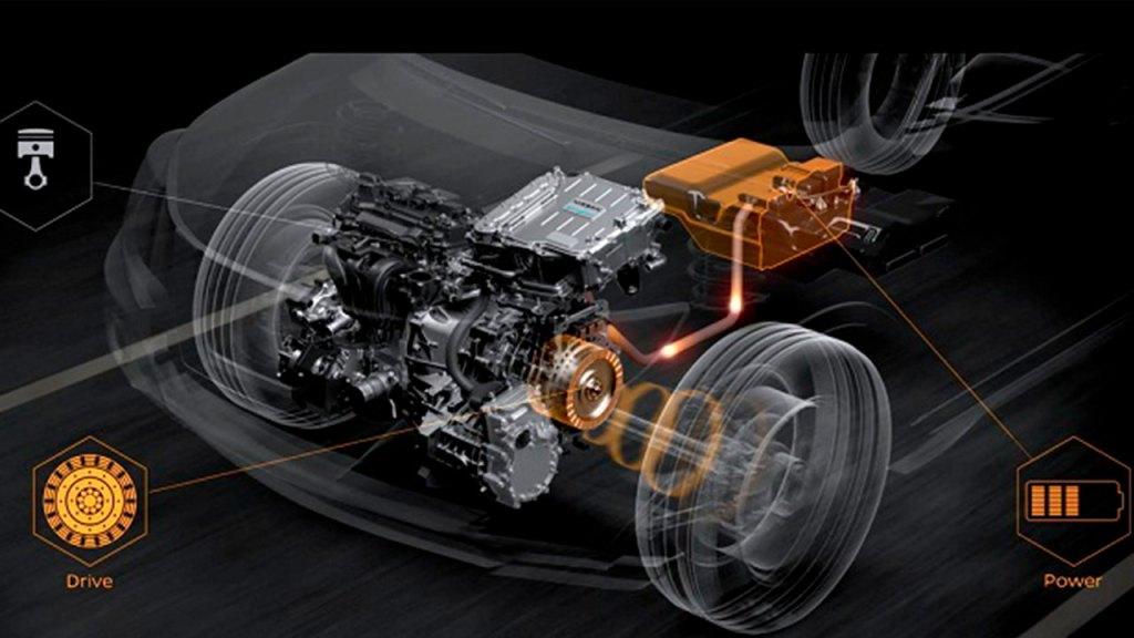 Nissan ofrecerá e-POWER en Auto Show