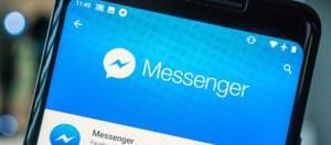 Facebook Messenger cuenta con el modo oscuro