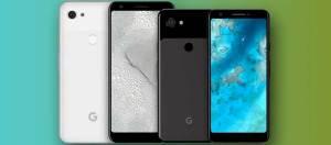 Google está listo para lanzar los nuevos Pixel 3a y 3a XL
