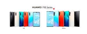 Huawei P30 y P30 Pro llegan a México el 11 de abril