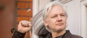 El fundador de WikiLeaks fue arrestado en Londres