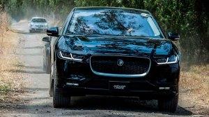 Conocimos el nuevo I-Pace de Jaguar