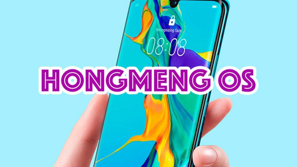 HongMeng OS: nuevo sistema operativo de Huawei con el que podría reemplazar Android y Windows