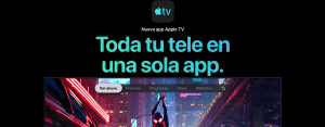 Funcionamiento de Apple TV