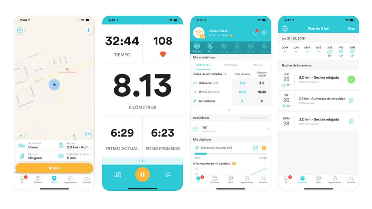 Apps para correr un maratón