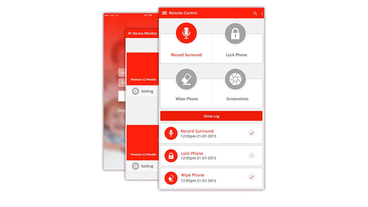 mejores aplicaciones espia smartphones