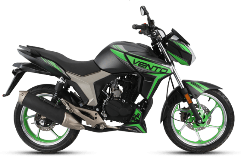4 Motocicletas Vento