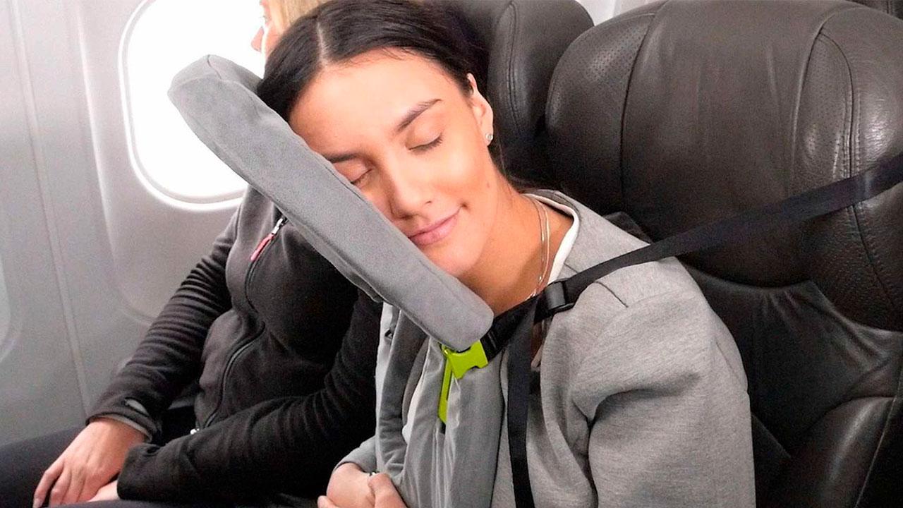 Almohadas para viaje