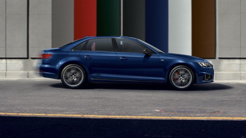 Dinámico y deportivo, así es el diseño del Audi A4