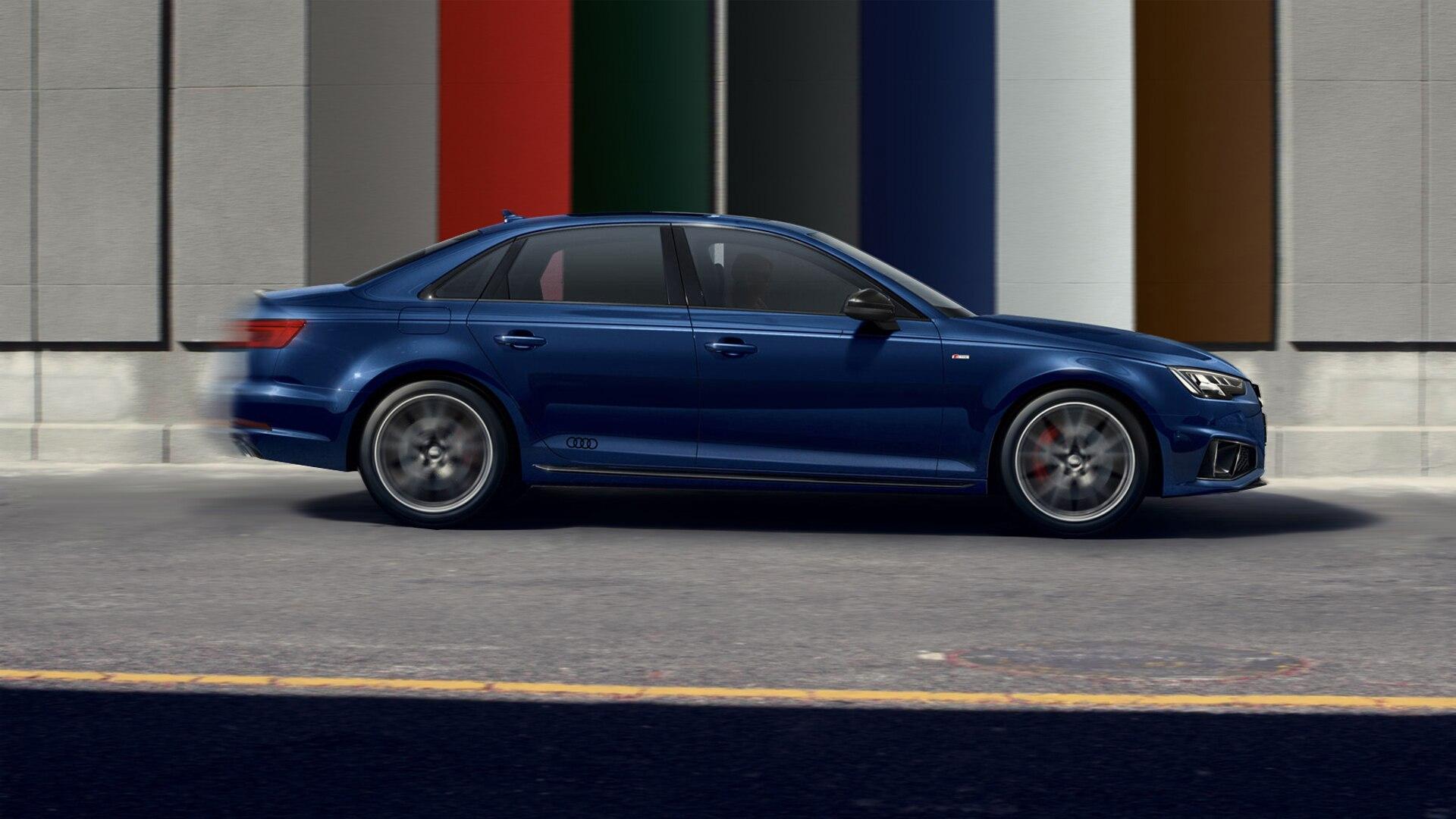 Diseño del Audi A4