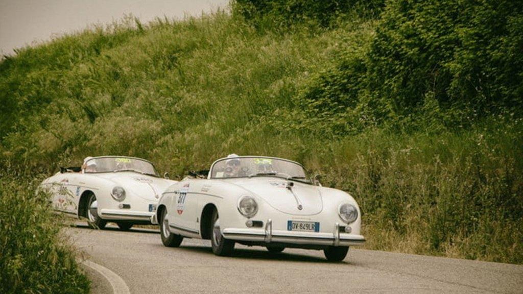 Porsches clásicos