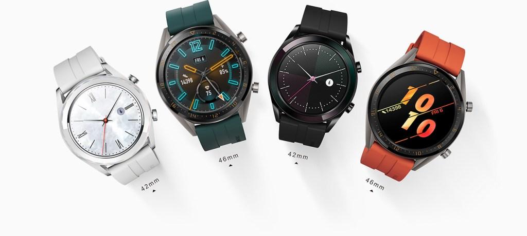 Huawei Watch GT 2 promete una duración de batería de dos semanas