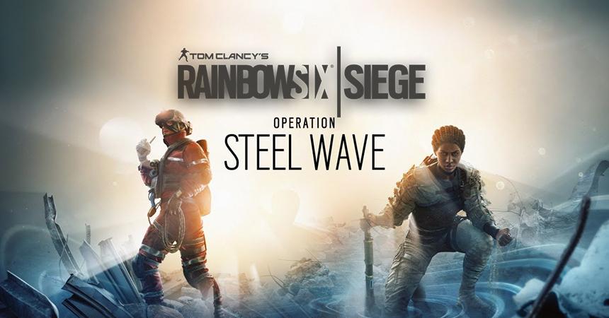 Tom Clancy's Rainbow Six Siege Steel Wave