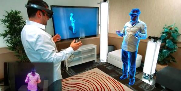 HoloPortation mit der HoloLens