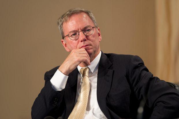Eric Schmidt war von April 2011 bis zum 10. August 2015 Executive Chairman von Google. (Foto: Frederic Legrand - COMEO / Shutterstock.com)