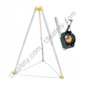 T3 Safety Rentals Ltd. » Confined Space Entry