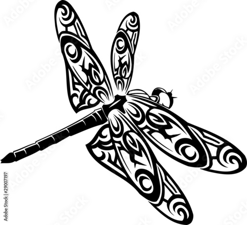"""dragonfly."" stock and royalty-free"