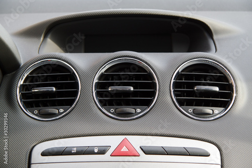 Ventilation de voiture