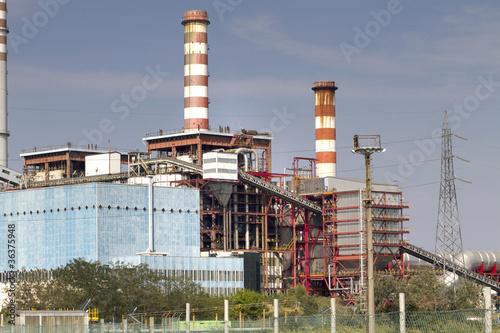 Paesaggio Industriale Descrizione