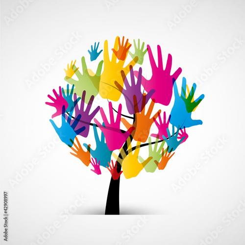 arbremains fichier vectoriel libre de droits sur la banque dimages Fotoliacom  Image 42908997