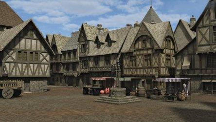Fantasy Town photos royalty free images graphics vectors & videos Adobe Stock