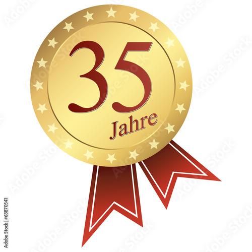 gold button german  Jubilum 35 Jahre Stockfotos und lizenzfreie Vektoren auf Fotoliacom