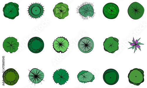"""landscape design symbols"" stock"