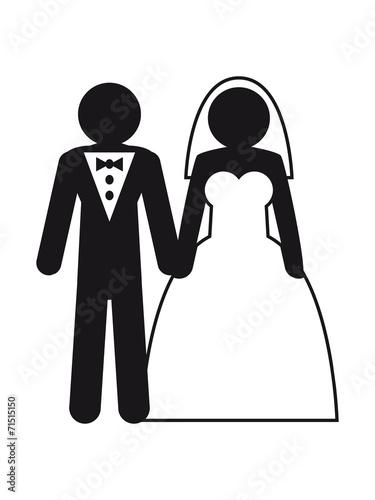 Hochzeitspaar Prchen Frau Mann Liebe Stockfotos und lizenzfreie Bilder auf Fotoliacom  Bild