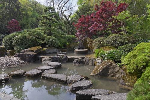 Garden Garten Mit Teich